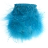 Marabou Trim 6In Aprox. 20g 1Yd Turquoise